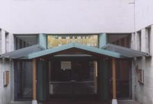 San Babila Theater exterior, Milano